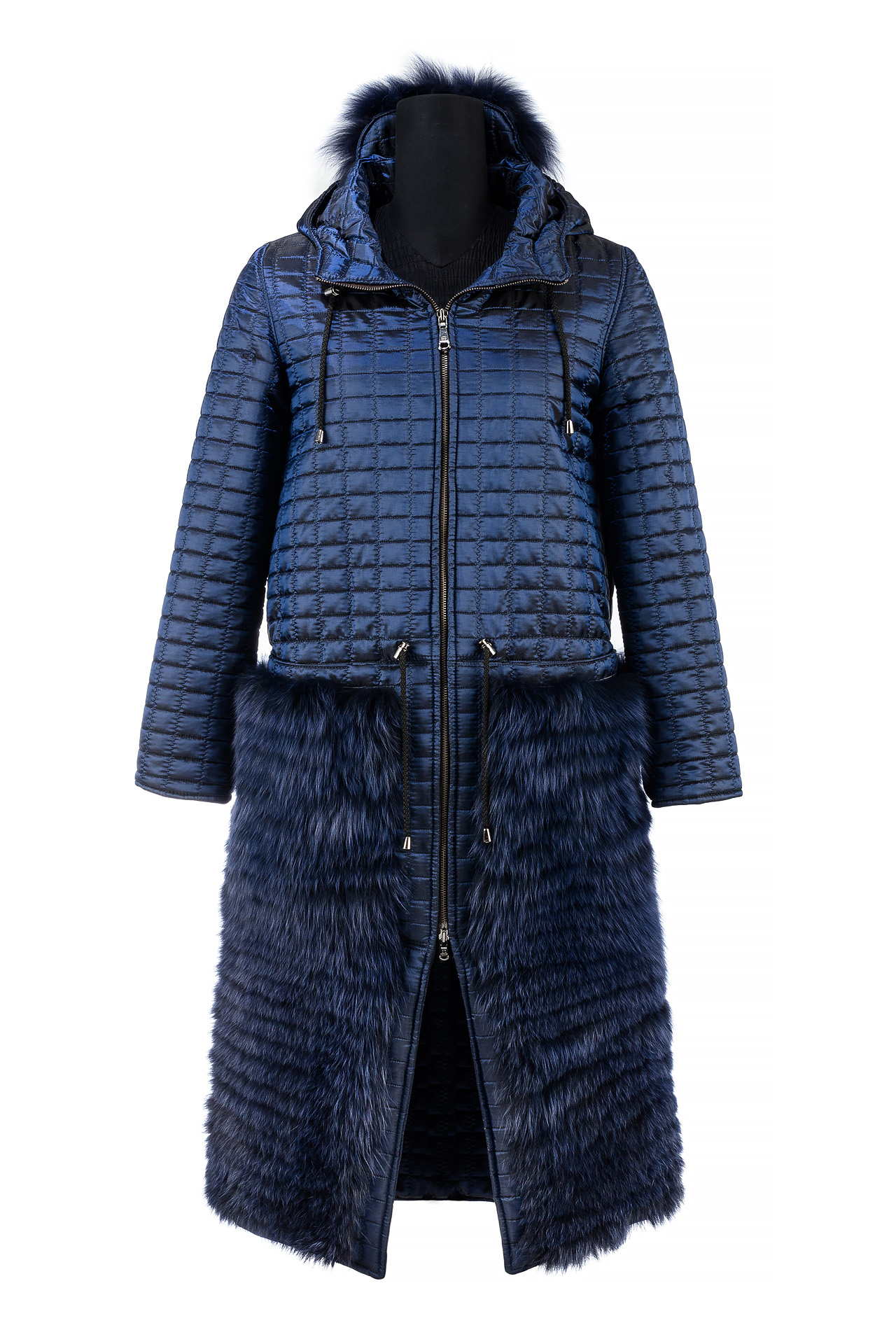 Padded Jacket | Royal Blue